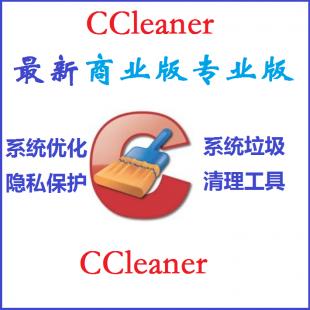 CCleaner5.0专业版注册码/电脑垃圾磁盘注册表清理工具 系统优化