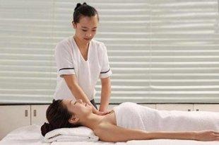胸部保养护理按摩手法 美容院按摩教程 护理专业视频教程1