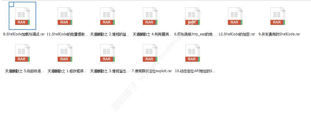 天道酬勤 全站VIP教程驱动保护/RootKit与内核安全0