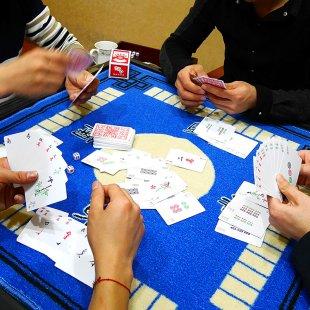 反赌揭秘麻将挂花扑克挂花揭秘绝版 麻将认牌技术
