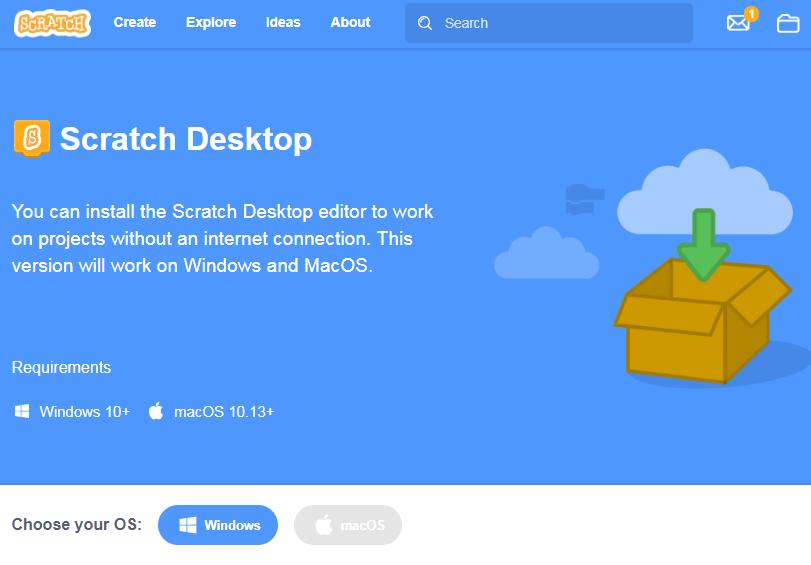 风靡全世界的少儿编程工具 scratch-3分钟入门极简教程!
