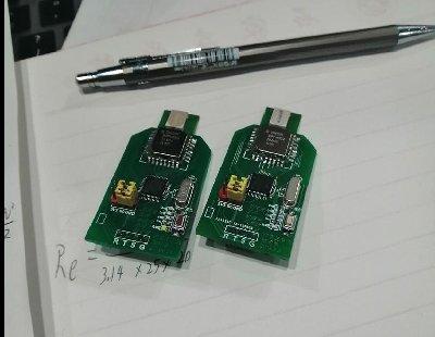 3056-UWB双基站测距模块,提供测距程序,PCB等资料