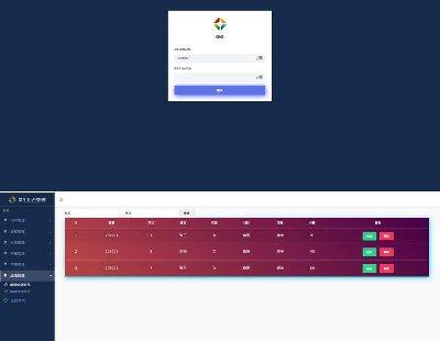 3371-SSM框架CRUD的学生管理系统源码 源代码