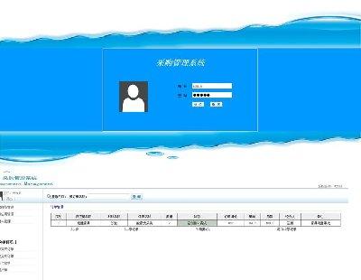 3376-采购管理系统源码 源代码 java, sql server数据库,eclipse