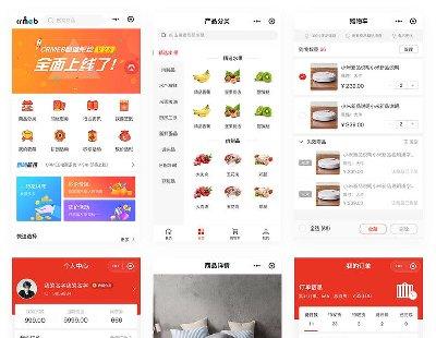 3412-php新零售电商系统源码